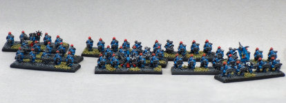 Chaos Space Marine Retinue