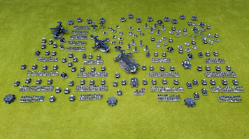 12,750-point Space Marine army