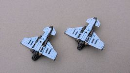 Thunderbolt Fighters (underside)
